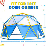 Zupapa Dome Climber Canopy Waterproof Fit for 10FT Jungle Gym Tent Only