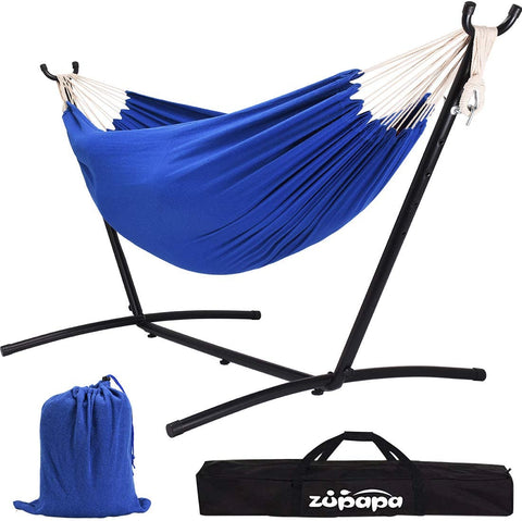 Hammock with Stand -Royal Blue