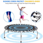 Bungee cords protect Children knees