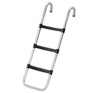 2020 Zupapa Trampoline Wide-Step 3 Flat Step Safe Ladder