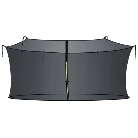 Zupapa Trampoline 12FT Safety PE Inside Enclosure Net