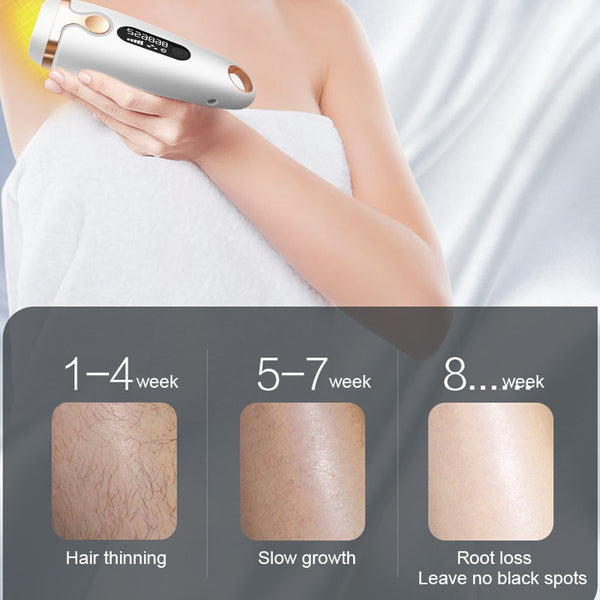 Laser Hair Removal 500000 Flash