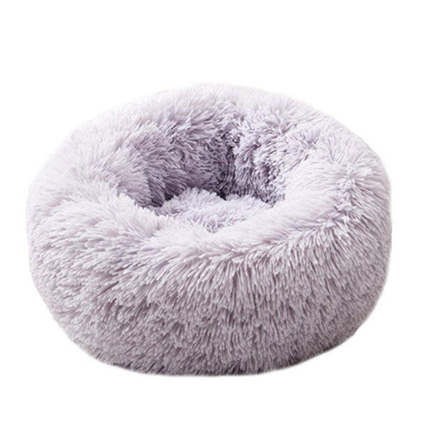 Plush Fluffy Pet Bed
