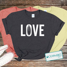 Load image into Gallery viewer, Paddle Love Shirt, Kayak, Rowing