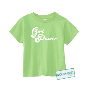 Girl Power Toddler Tee
