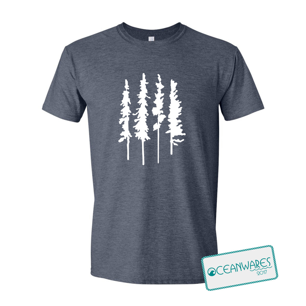 Skinny Trees KIDS TEE