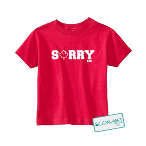Sorry, EH! Toddler Tee