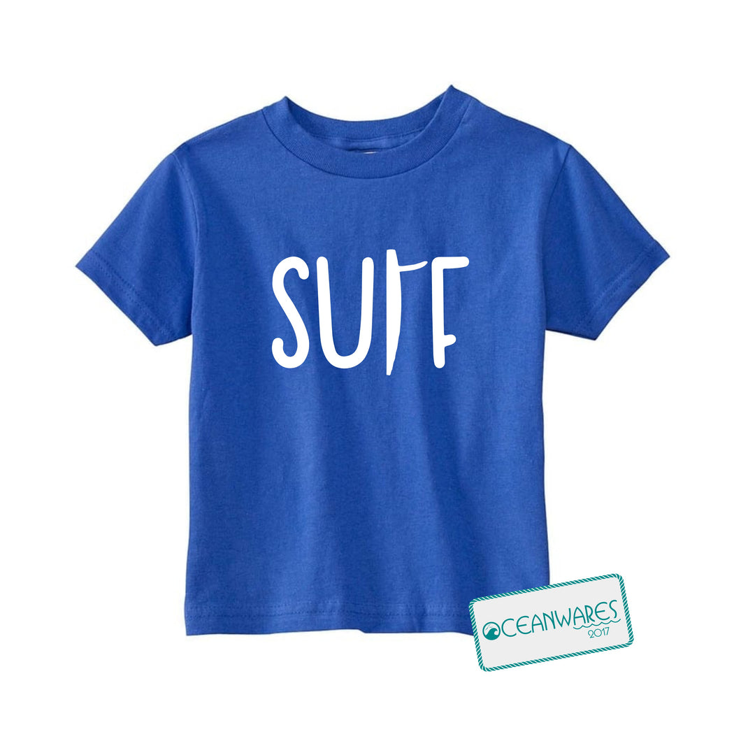 SURF Toddler Tee