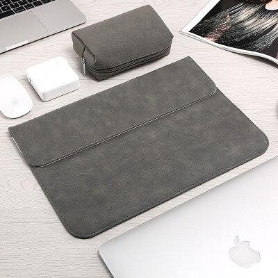 14 15 inch Notebook bag For Xiaomi air 12.5 13.3 15.6 case Matte Laptop Sleeve Bag For Macbook Air 13 pro Retina 11 12 15 cover