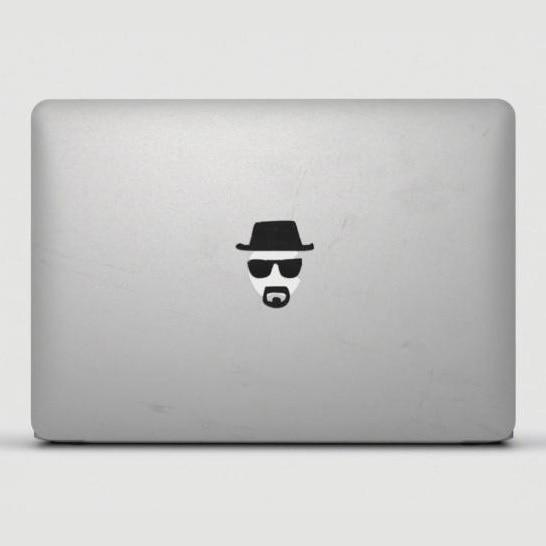 10pcs Hot Sale Cool Man Laptop Sticker For Macbook Air/Pro/Retina 11 13 15 Inch part Decal Skin MEAFO