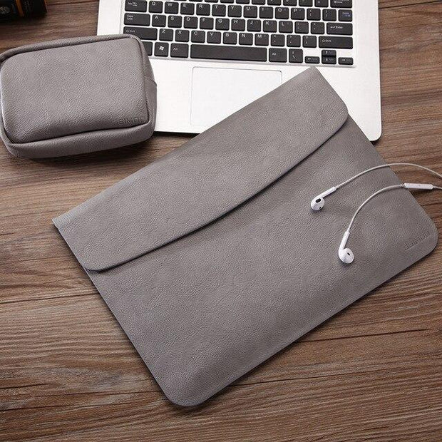 A1706 A1707 A1708 Ultra Thin Waterproof PU Leather Laptop Sleeve Cover Case For Apple Macbook Air11 Retina 12 13 15 Liner Sleeve