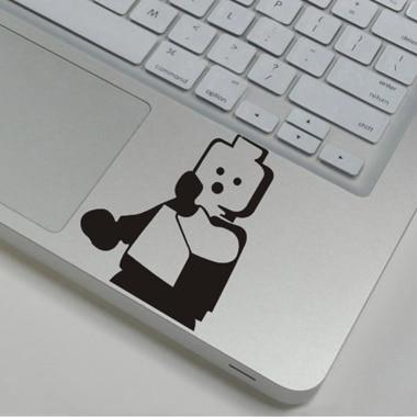 Laptop Vinyl Decal Partial Sticker for Macbook Air 11 Pro Retina 13 15 Funny Laptop Skin Sticker for Acer/Xiaomi/HP/Asus