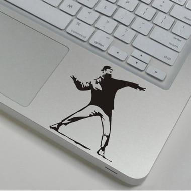 Funny Laptop Vinyl Decal Sticker for MacBook Air Pro Retina 13 15 Partial Laptop Cover Sticker for Xiaomi/HP/Dell/Asus/Acer