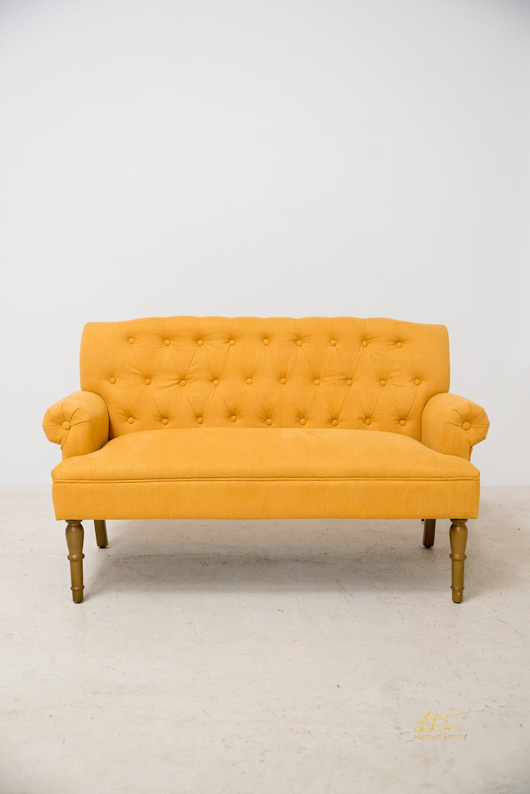 Dreamsicle Loveseat
