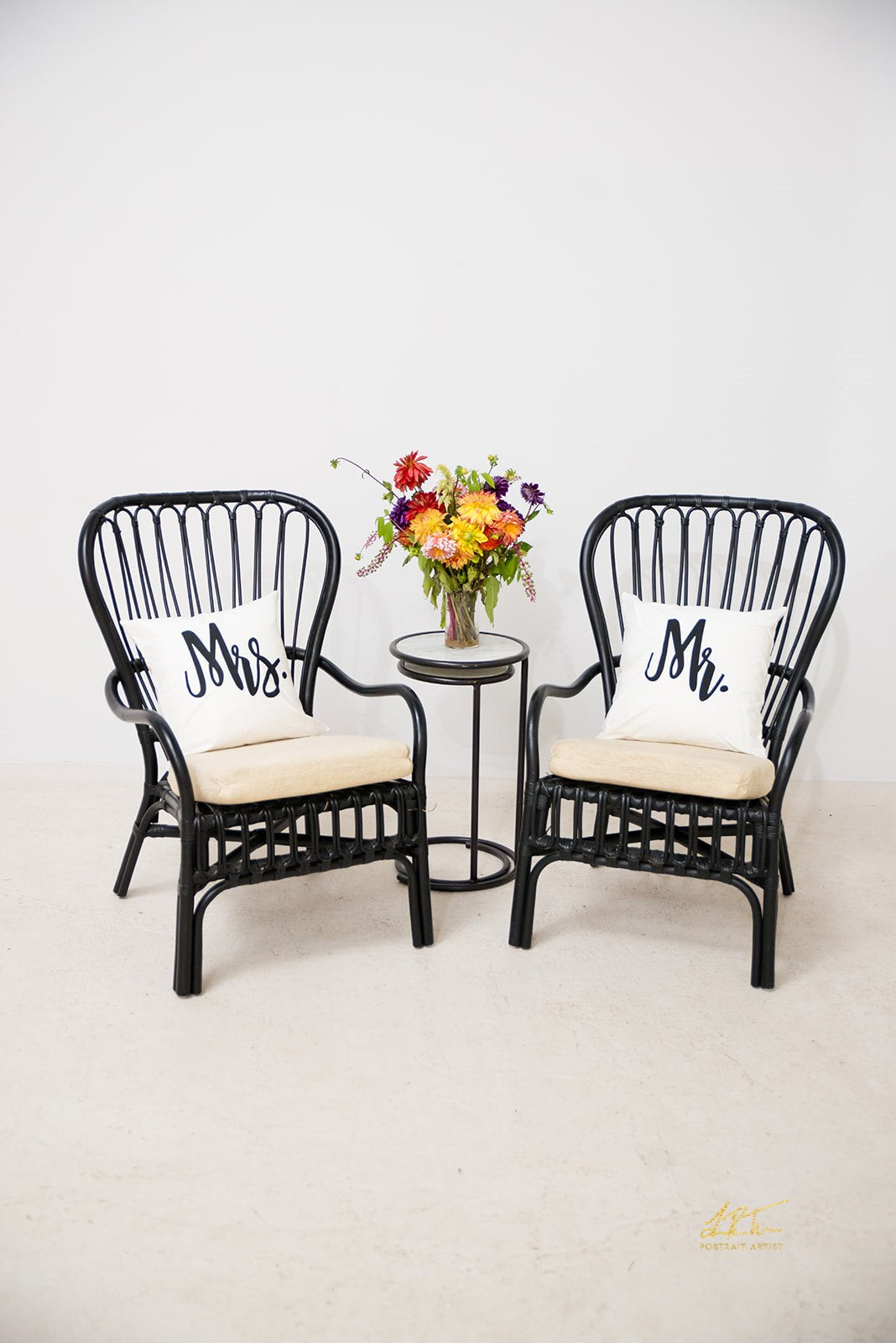 Wicker Chairs - The Wedding Market