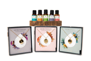 Aromatherapy Necklace - The Wedding Market