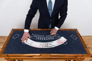 Casino Gaming Table - The Wedding Market
