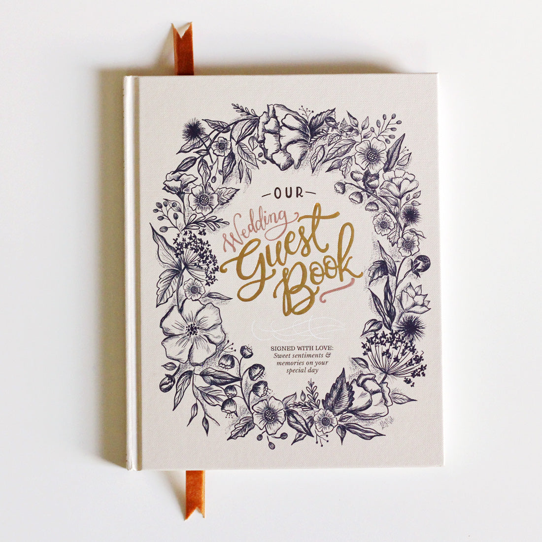 Non-Traditional Wedding Guest Book - The Wedding Market