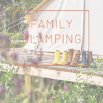 Family Glamping - The Wedding Market
