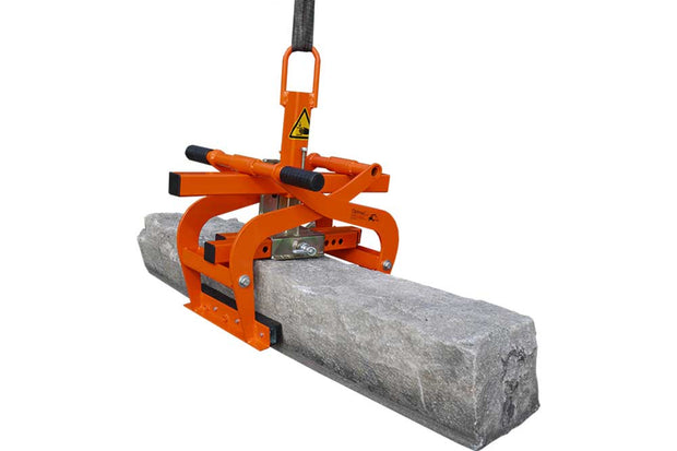 Pave Tool BL1300 weights 73 pounds and lifts 1300 pounds of block