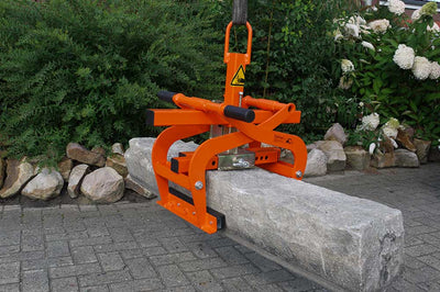 Pave Tool BL1300 made by Optimas is a Universal Clamp that picks up to 1300 pounds clamp picks up granite, cement blocks and step treads