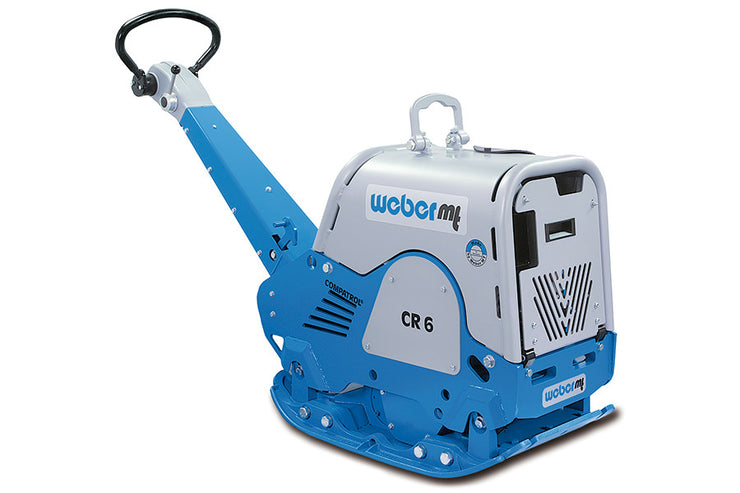 Weber MT CR-6 Compactor reversible for commercial and residential projects