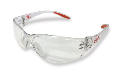 iQ Power Tools Safety Glasses, Clear