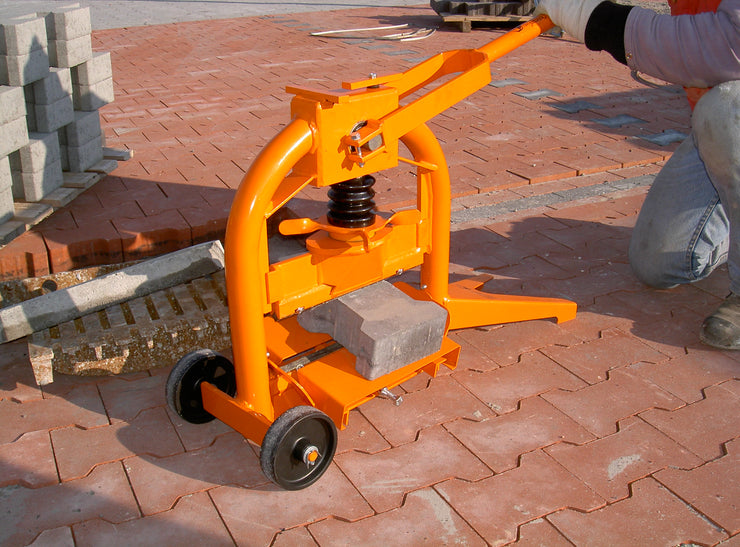 "Optimas, 12"" Paver Splitterr sold by Pave Tool is a paver cutter"