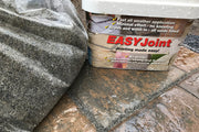 EASYJoint fills paver joints while utilizing water