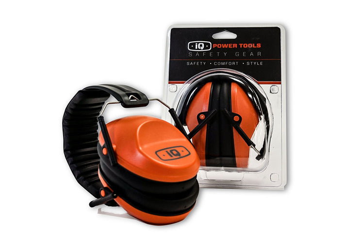 iQ Hearing Protection Earmuffs