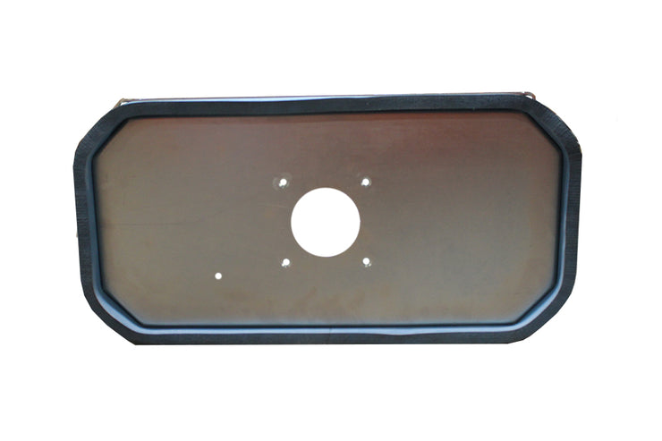 HF 12x24 Pad with Rubber