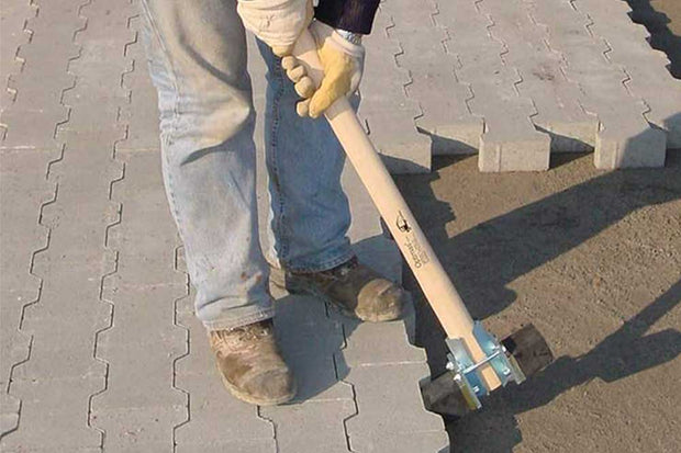 Optimas Long Handle, Optimas, Pave Tool Hammer Adjuster, Paver Adjuster, Bond Line Adjuster, PaverPersuader, Paver Persauder,
