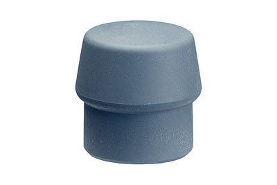 Sim60 - Gray Replacement Head, Replacement Head, Rubber, Mallet, Halder Mallet,