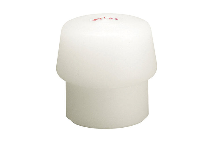 Sledge 80, Sim 80 White Nylon Head, Nylon Head, Mallet Head, Replacement Mallet Head, Halder Head
