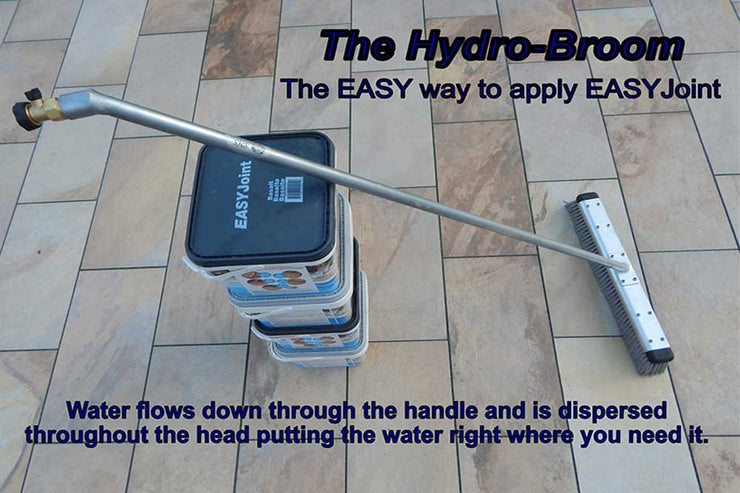 The Hydro Broom -Backorder