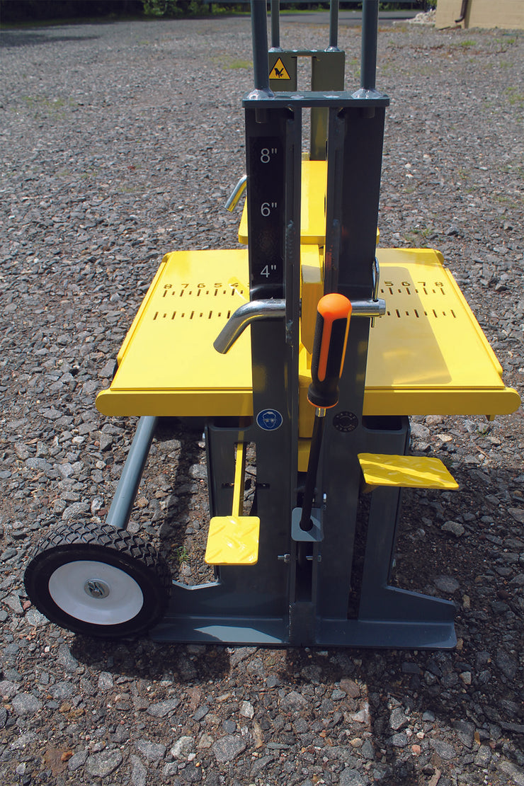 The Kracker, Krack Hog, Paver Splitter for Hardscaping
