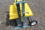 The Kracker Block Splitter for Wall and Pavers