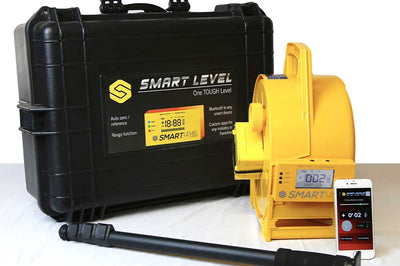 Smart Level sold by Pave Tool Atimeter with no gas line