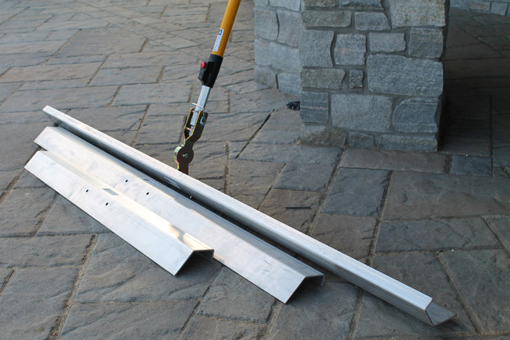 Quick-E-Screeder Package, Screed Board