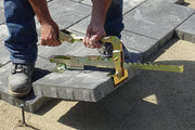 Quick-E-Slab with pin to hold in place, Slab grabber