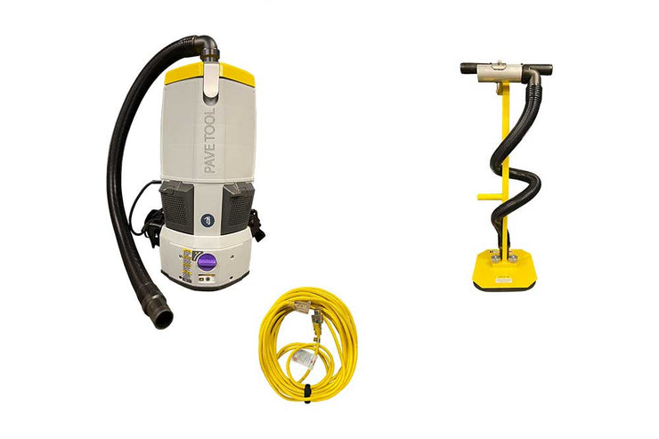 The Vac Max, T-Handle and Cord Package