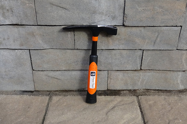 Pave Tools Chipping Hammer made by Picard is a 1 pound mallet