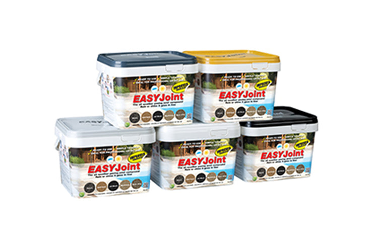 EASYJoint Sand is a all weather paving joint compound
