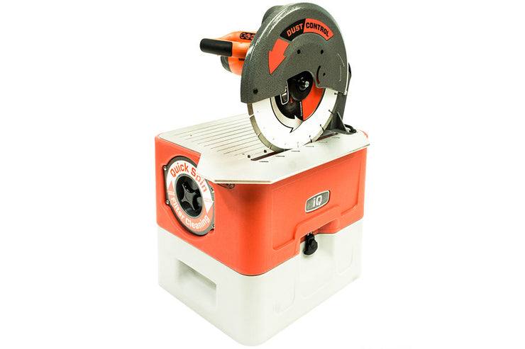 iQ360x Dustless Saw