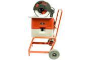 iQ360x Dustless Saw on top of the Smart Cart