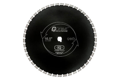 "iQMS362 16.5"" Quiet Saw Blade"