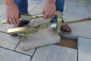 Quick-E-Paver Popper w. Extracted Paver, Paver Remover, Paver Extractor
