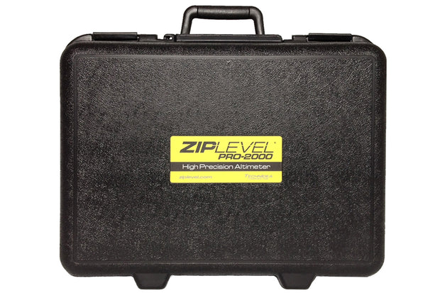 Zip Level Pro 2000 Standard Shipping Case