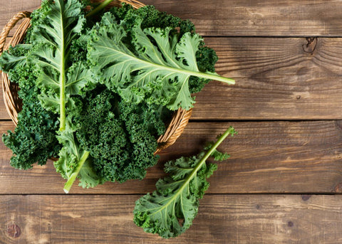 kale, kale chips, health benefits of kale