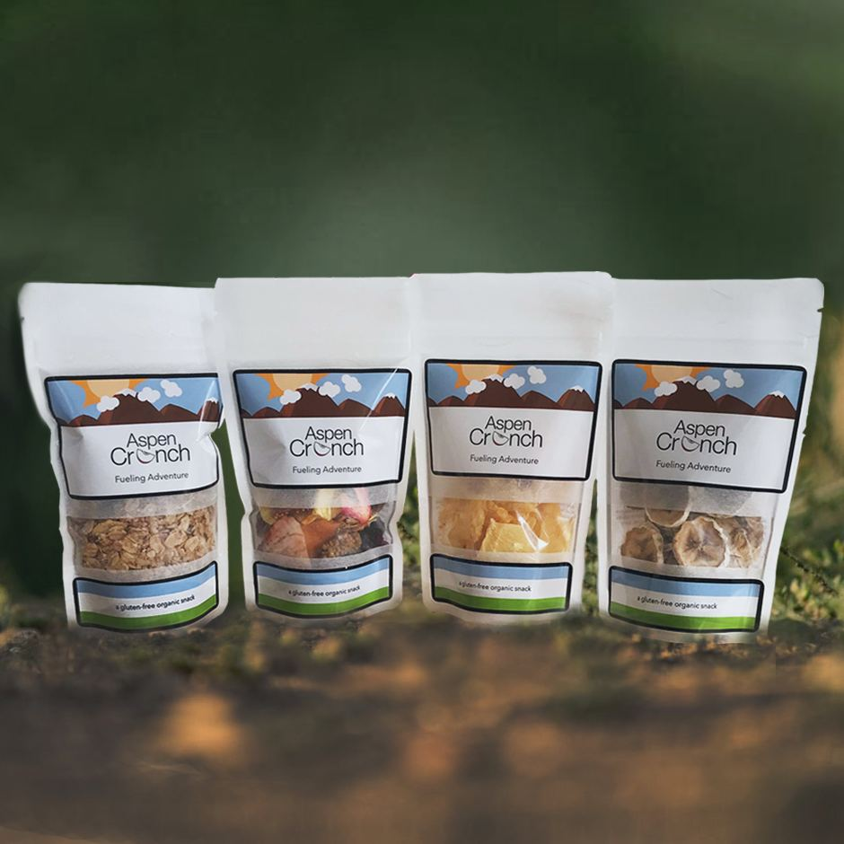 Mountain Munch – Aspen Crunch's Mix of Global Flavors